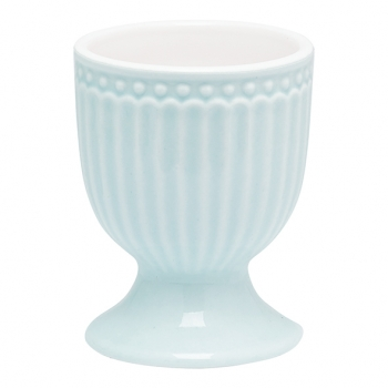 "Eierbecher ""Alice pale blue"" von Greengate"