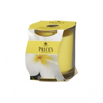 "Duftkerze ""JAR"" Frangipani von Price's Candles"
