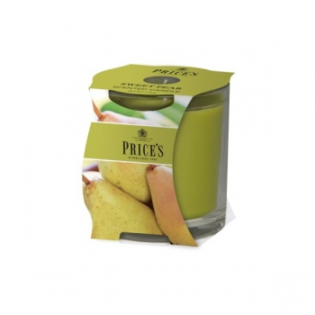 "Duftkerze ""JAR"" Sweet Pear von Price's Candles"