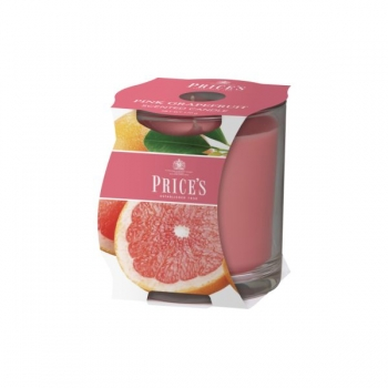 "Duftkerze ""JAR"" Pink Grapefruit von Price's Candles"