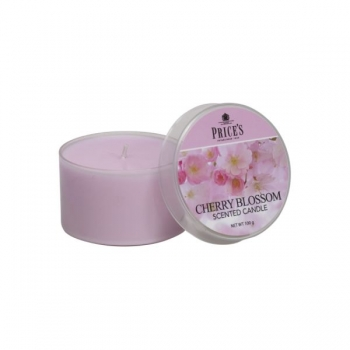 "Duftkerze ""TIN"" Cherry Blossom von Price's Candles"