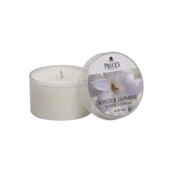 "Duftkerze ""TIN"" Winter Jasmine von Price's Candles"