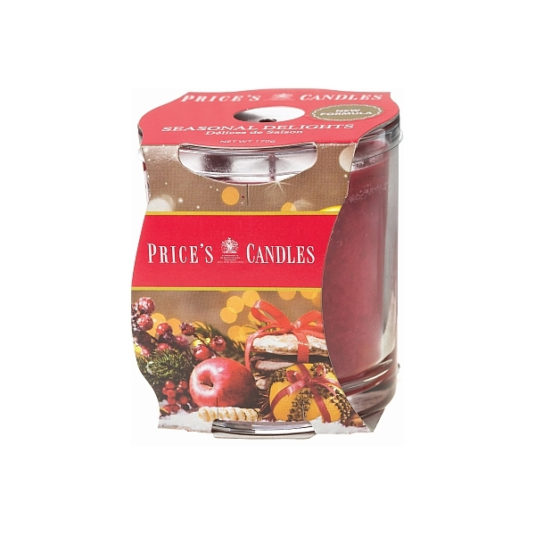 "Duftkerze ""JAR"" Seasonal Delight von Price's Candles"